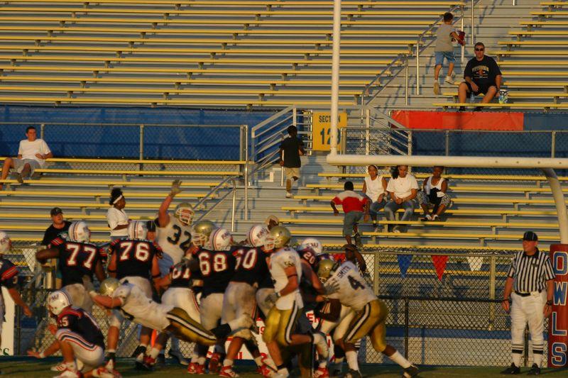 FAU Football vs Northern Colorado 18-Oct-03 - 0029