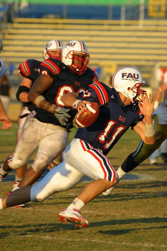 FAU Football vs Northern Colorado 18-Oct-03 - 0148