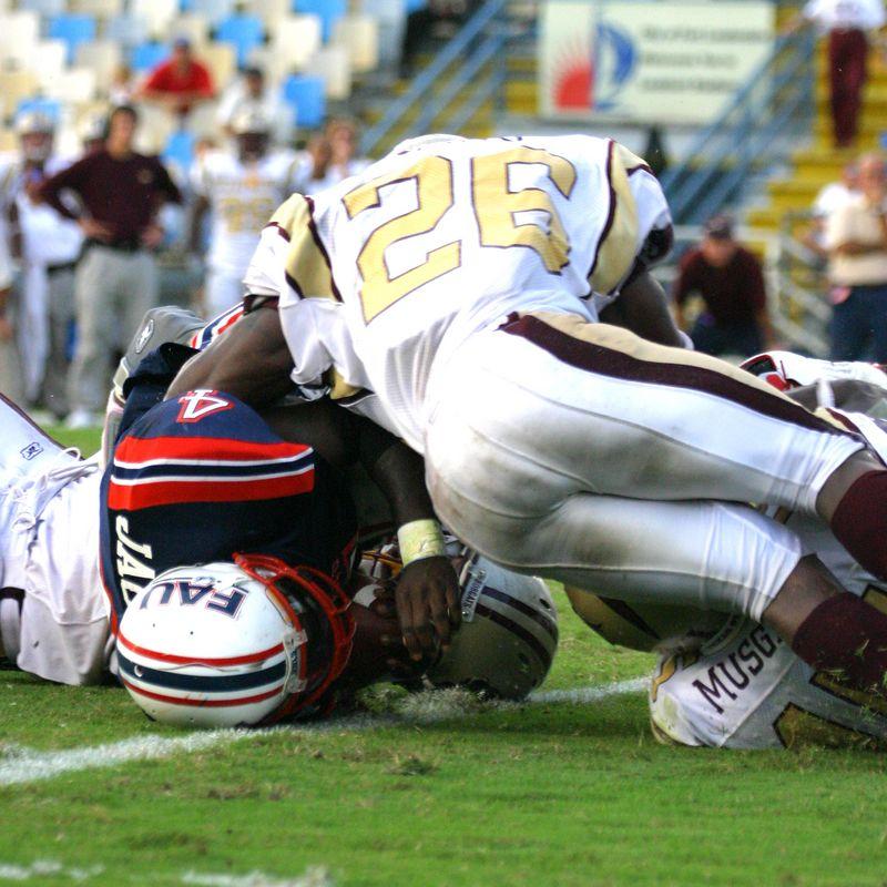 4 FAU Football vs SW Texas State 04-Oct-2003- 103