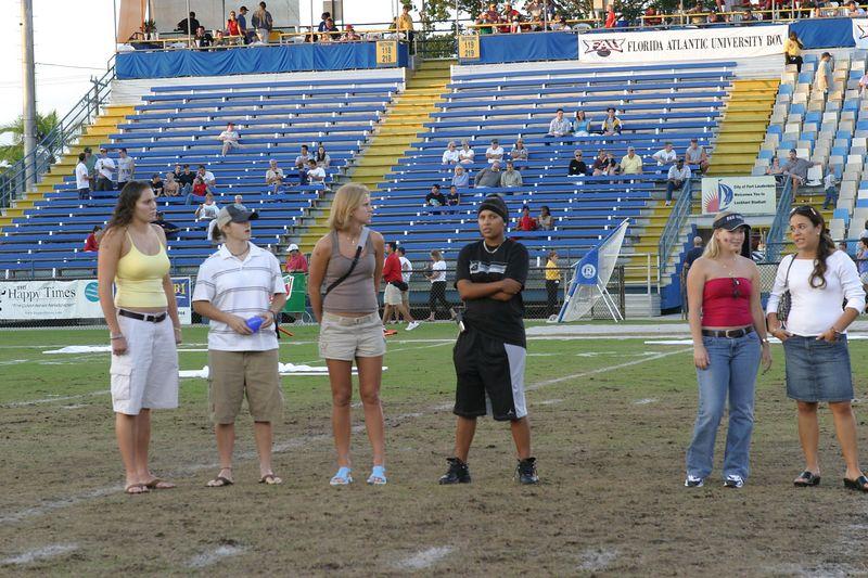 FAU Football vs Siena 15nov03 - 0085