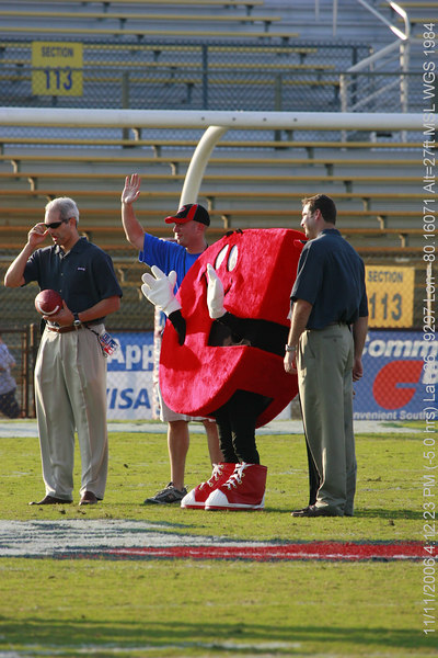 FAU Football vs Troy Trojans 2006NOV11- (262)
