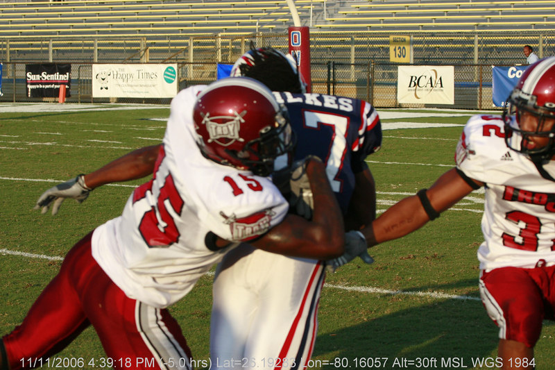 FAU Football vs Troy Trojans 2006NOV11- (477)