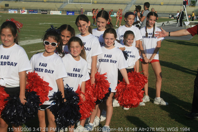 FAU Football vs Troy Trojans 2006NOV11- (60)