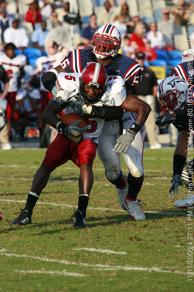 FAU Football vs Troy Trojans 2006NOV11- (395)