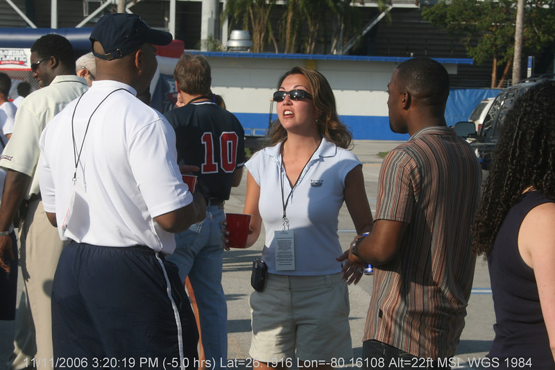 FAU Football vs Troy Trojans 2006NOV11- (7)