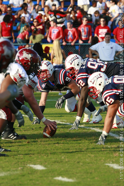 FAU Football vs Troy Trojans 2006NOV11- (389)