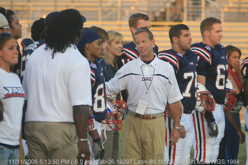 FAU Football vs Troy Trojans 2006NOV11- (773)