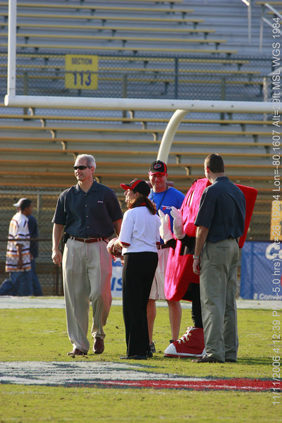 FAU Football vs Troy Trojans 2006NOV11- (263)