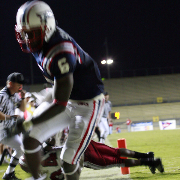FAU Football vs Troy Trojans 2006NOV11- (1107)sq
