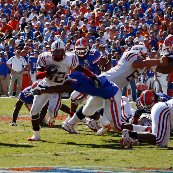 FAU vs UF 17NOV07 -  (878)sq
