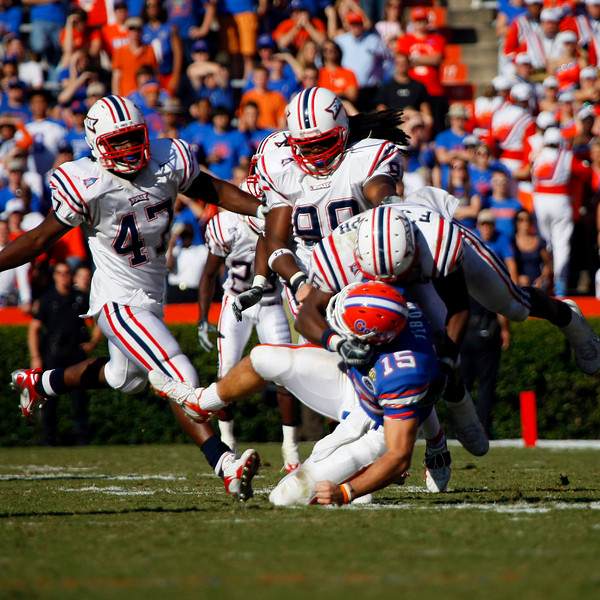 FAU vs UF 17NOV07 -  (1467)sq