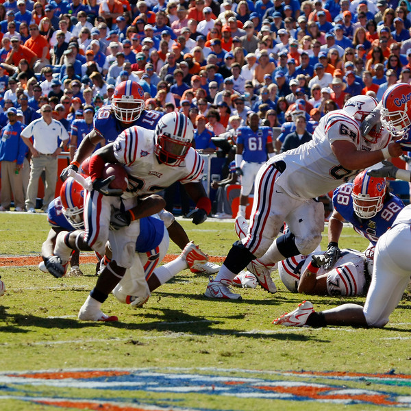 FAU vs UF 17NOV07 -  (880)sq