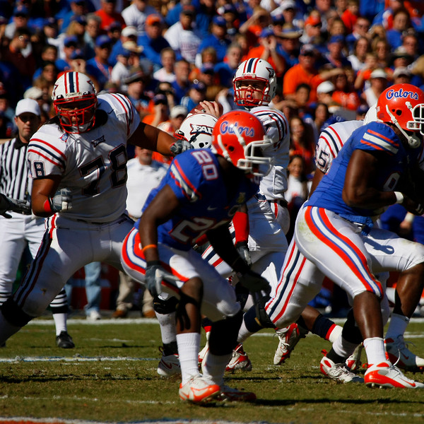 FAU vs UF 17NOV07 -  (541)sq