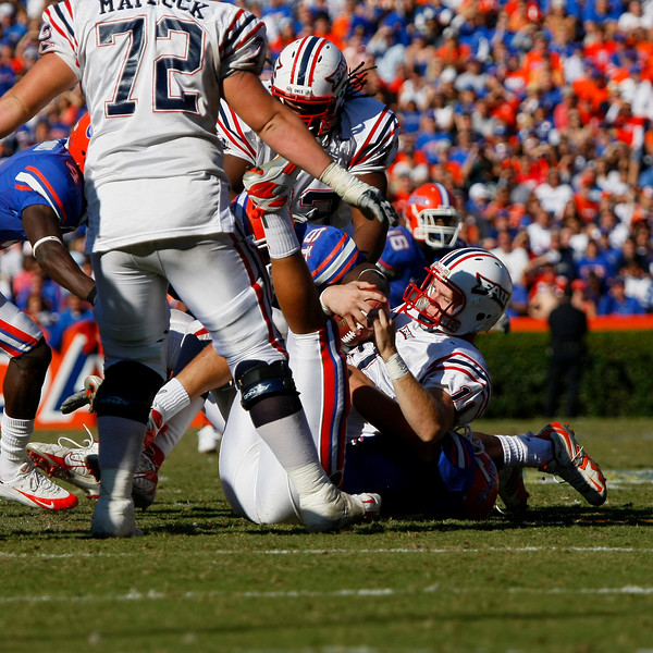 FAU vs UF 17NOV07 -  (1372)sq
