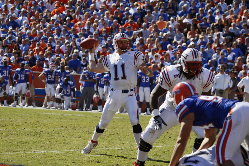 FAU vs UF 17NOV07 -  (905)