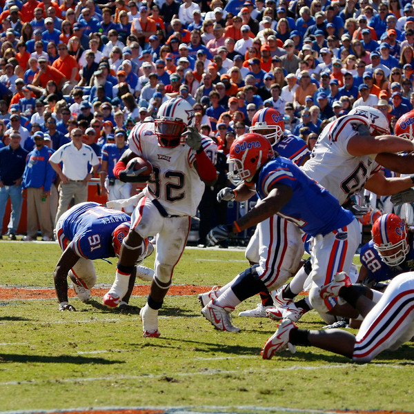 FAU vs UF 17NOV07 -  (877)sq