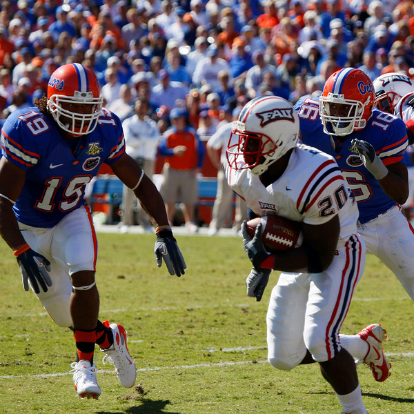 FAU vs UF 17NOV07 -  (523)sq