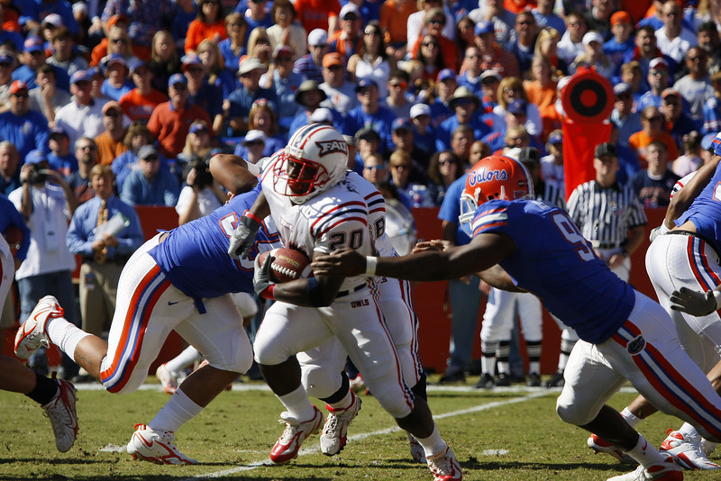 FAU vs UF 17NOV07 -  (516)