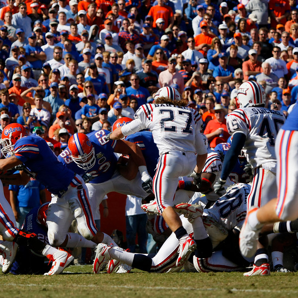 FAU vs UF 17NOV07 -  (958)sq