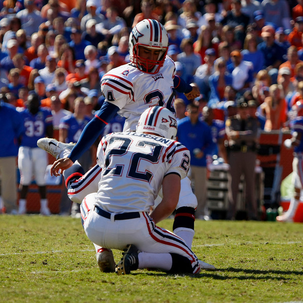 FAU vs UF 17NOV07 -  (917)sq