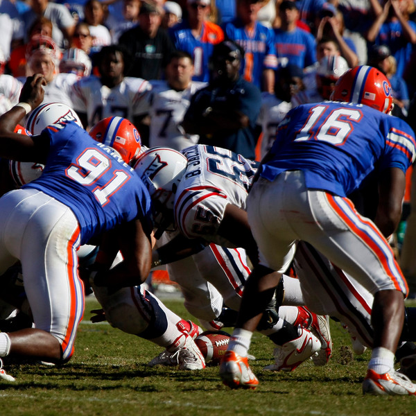 FAU vs UF 17NOV07 -  (1319)sq