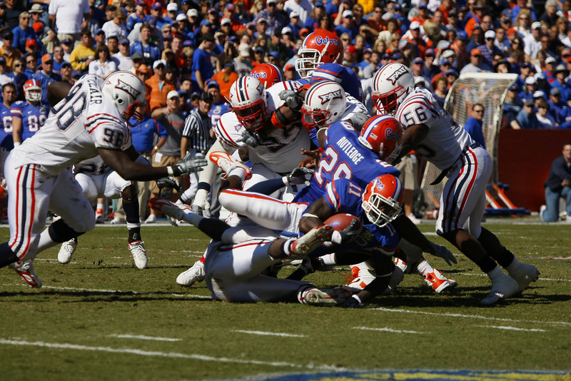 FAU vs UF 17NOV07 -  (433)