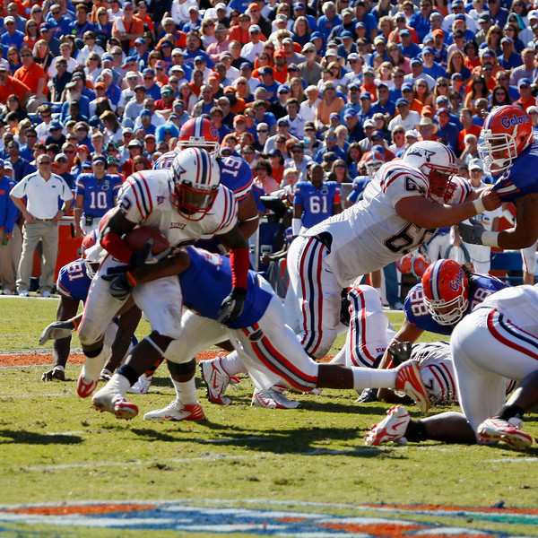 FAU vs UF 17NOV07 -  (879)sq