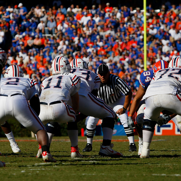 FAU vs UF 17NOV07 -  (1373)sq