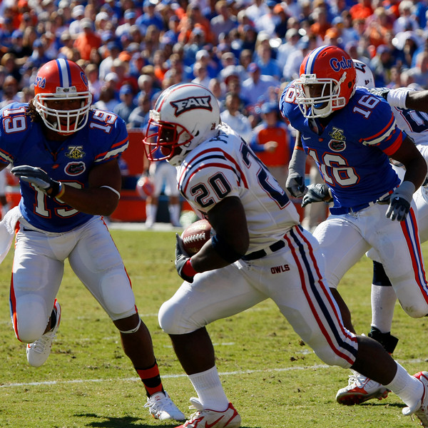 FAU vs UF 17NOV07 -  (524)sq
