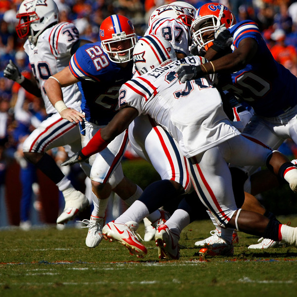 FAU vs UF 17NOV07 -  (992)sq