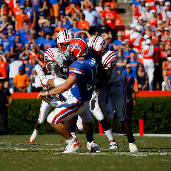 FAU vs UF 17NOV07 -  (1465)sq