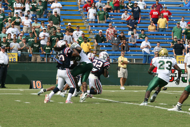 FAU vs USF 6OCT07 - (205)