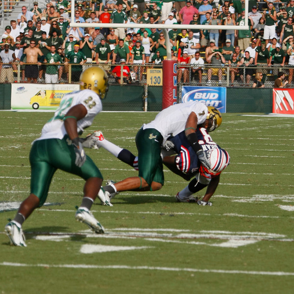 FAU vs USF 6OCT07 - (836)sq