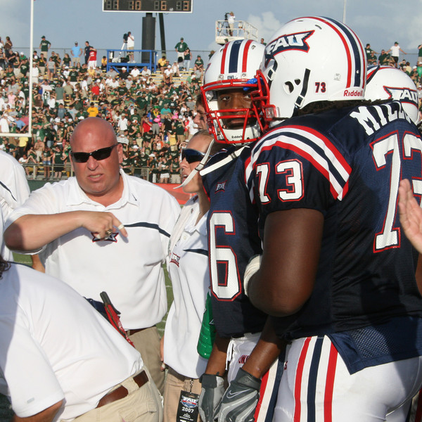 FAU vs USF 6OCT07 - (1099)sq