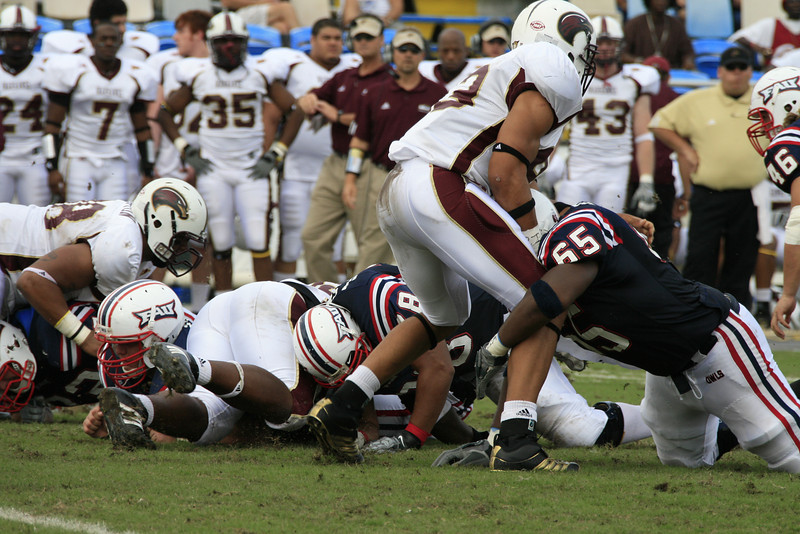 FAU Football vs University of Louisiana-Monroe 27Oct07 - (214)