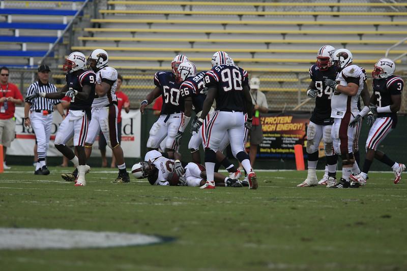 FAU Football vs University of Louisiana-Monroe 27Oct07 - (343)