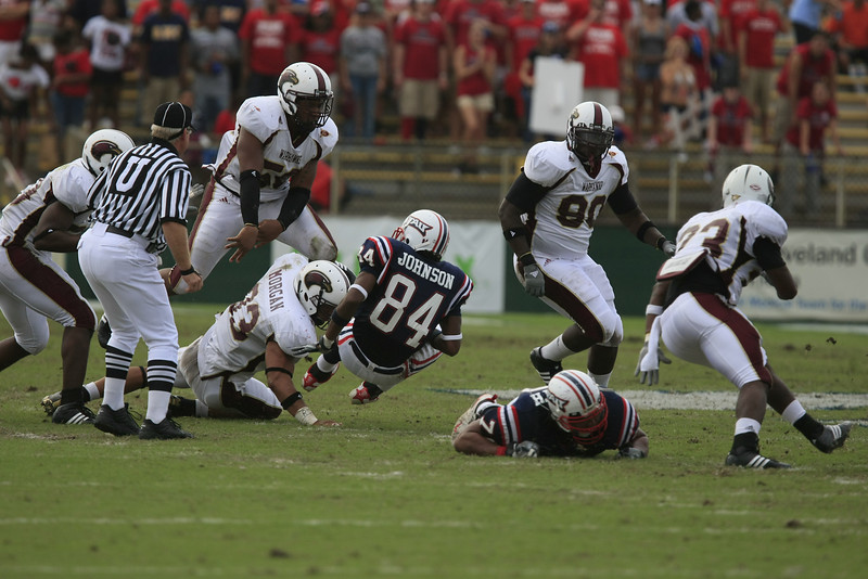 FAU Football vs University of Louisiana-Monroe 27Oct07 - (515)