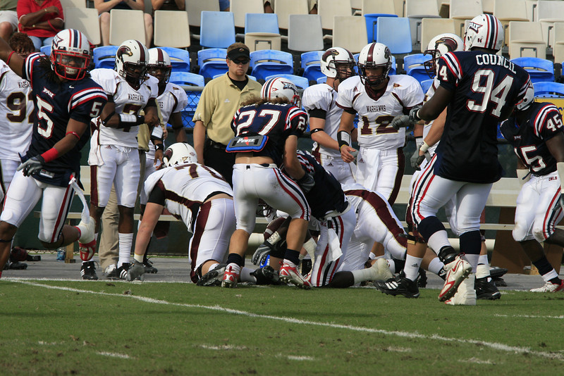 FAU Football vs University of Louisiana-Monroe 27Oct07 - (152)