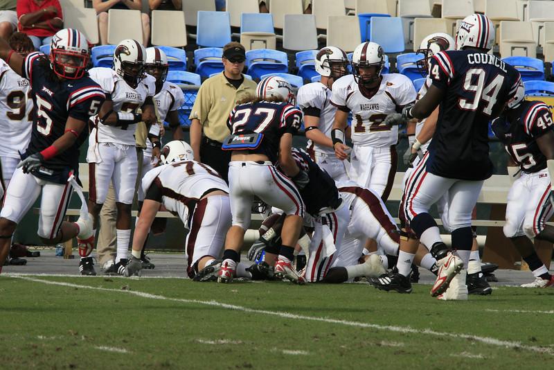 FAU Football vs University of Louisiana-Monroe 27Oct07 - (152)