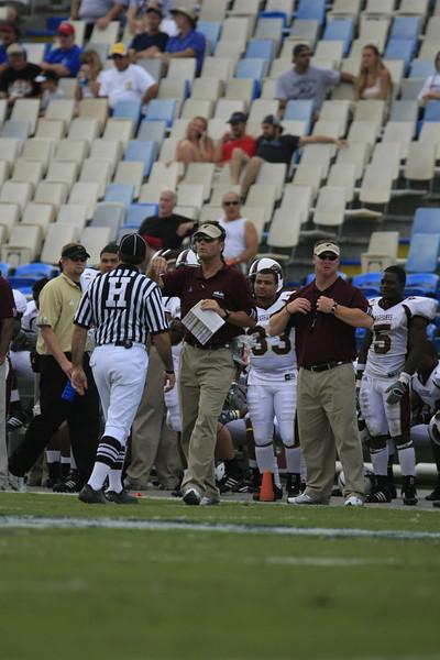 FAU Football vs University of Louisiana-Monroe 27Oct07 - (433)