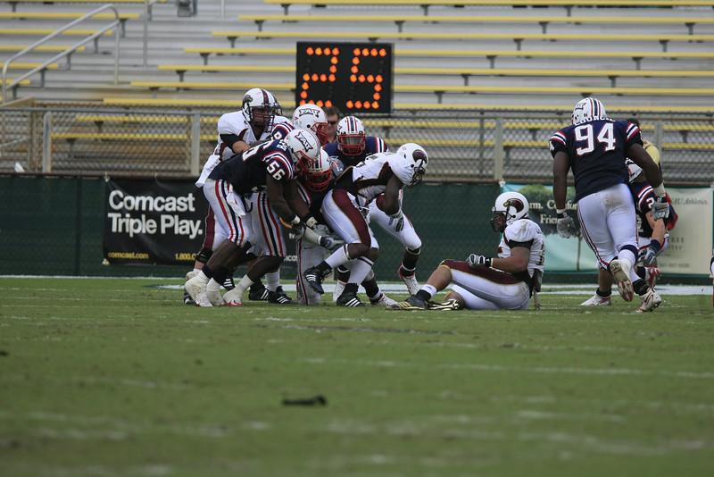 FAU Football vs University of Louisiana-Monroe 27Oct07 - (328)
