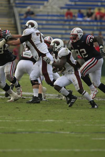 FAU Football vs University of Louisiana-Monroe 27Oct07 - (533)