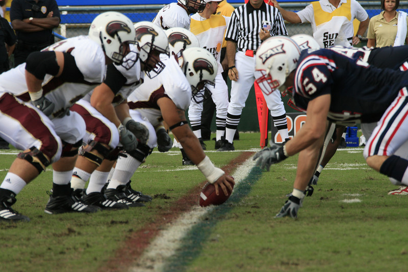 FAU Football vs University of Louisiana-Monroe 27Oct07 - (176)