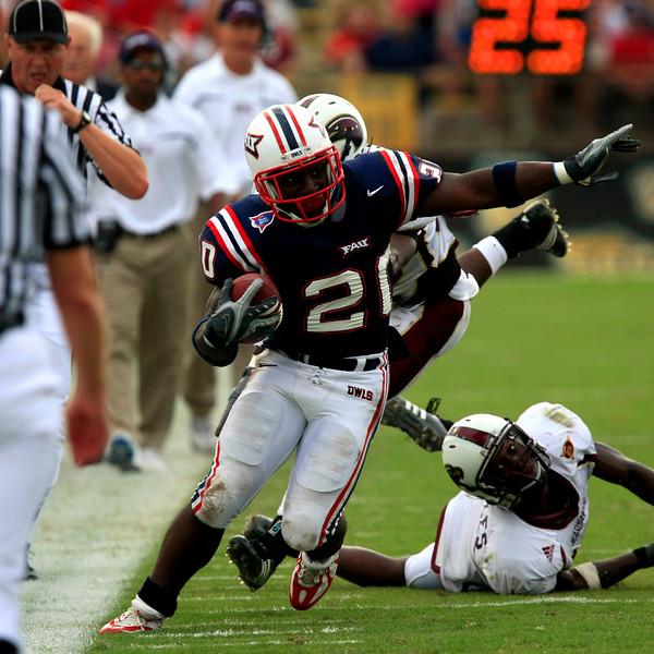 FAU Football vs University of Louisiana-Monroe 27Oct07 - (596)sq