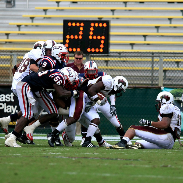 FAU Football vs University of Louisiana-Monroe 27Oct07 - (327)sq