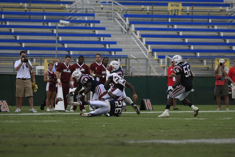FAU Football vs University of Louisiana-Monroe 27Oct07 - (310)