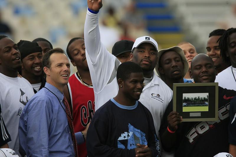 FAU Football vs University of Louisiana-Monroe 27Oct07 - (745)