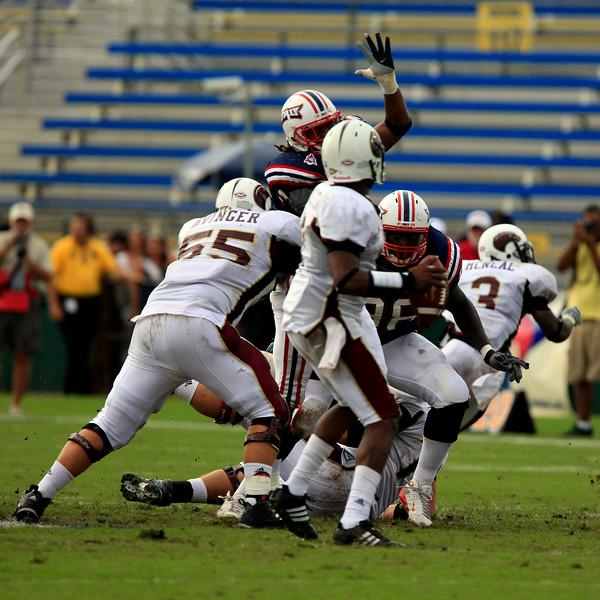 FAU Football vs University of Louisiana-Monroe 27Oct07 - (551)sq