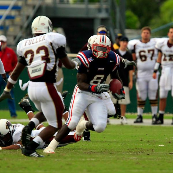 FAU Football vs University of Louisiana-Monroe 27Oct07 - (520)sq