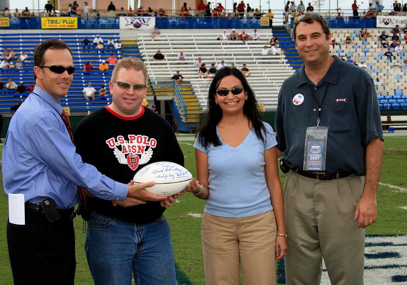 FAU Football vs University of Louisiana-Monroe 27Oct07 - (288)sq